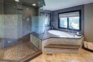 salle de bain design idees luxueuses par drury designs With salle de bain luxe design