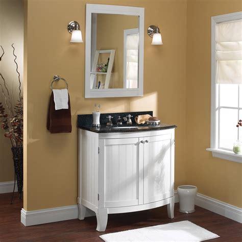 foremost  bellani single sink bathroom vanity white