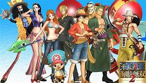 The Straw Hat Pirates Make a Triumphant Return in One ...