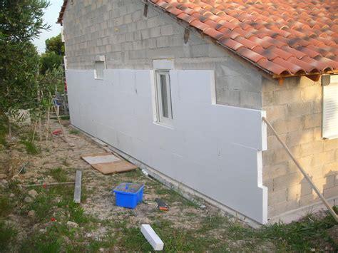 materiaux pour isolation exterieure maison isolation id 233 es