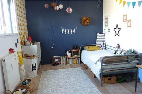 deco peinture chambre bebe garcon décoration chambre garcon 7 ans