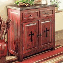 santa fe cross cabinet With best brand of paint for kitchen cabinets with santa fe wall art