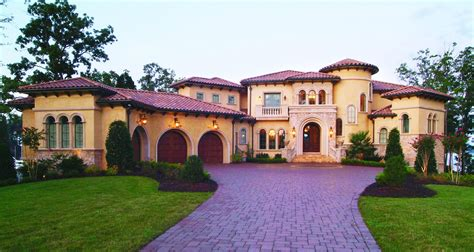 Luxury Home Designs From Homeplans.com