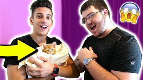 unspeakablegamings cat minecraft real life troll