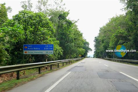 east west highway malaysia journey april