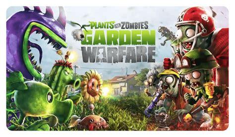 plants versus zombies garden warfare plants vs zombies garden warfare origin
