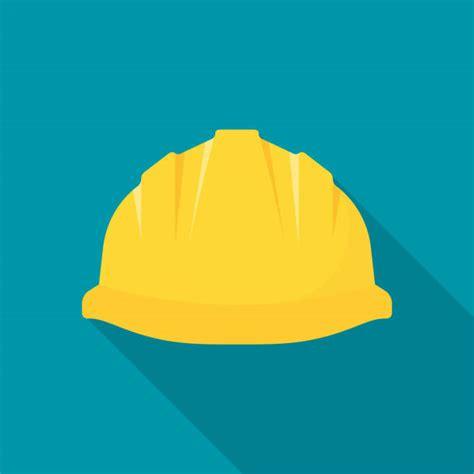 engineer helmet illustrations royalty  vector