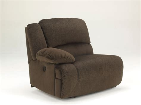 Avery-6pcs Brown Microfiber Recliner Sofa Couch Chaise