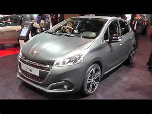 208 Gt Line Gris Shark : peugeot 208 gt line 2016 in detail review walkaround interior exterior youtube ~ Medecine-chirurgie-esthetiques.com Avis de Voitures