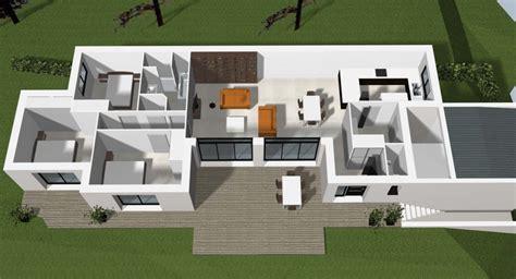 plan d une maison contemporaine 224 rennes cocoon habitat