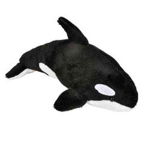 sea world shamu killer whale orca 32 inch doll plush stuffed animal euc world dolls and