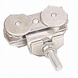Roulette De Porte Coulissante : roulette boulon double pour porte coulissante charge ~ Dailycaller-alerts.com Idées de Décoration