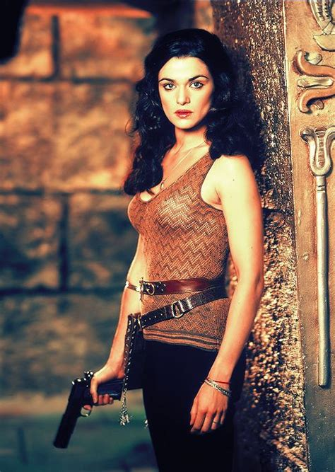 name of actress in the mummy movie rachel weisz as evelyn carnahan in the mummy returns