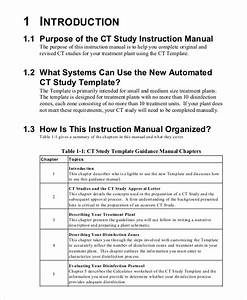 8 Instruction Manual Templates