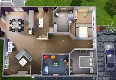 HD wallpapers maison moderne sims 2 plan 57desktophd.cf
