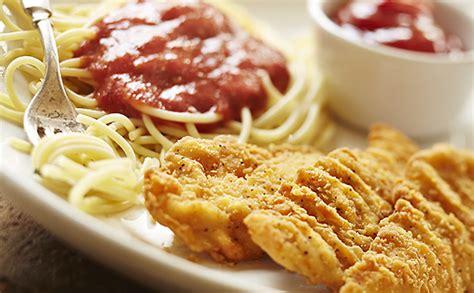 olive garden pasta chicken fingers pasta lunch dinner menu olive