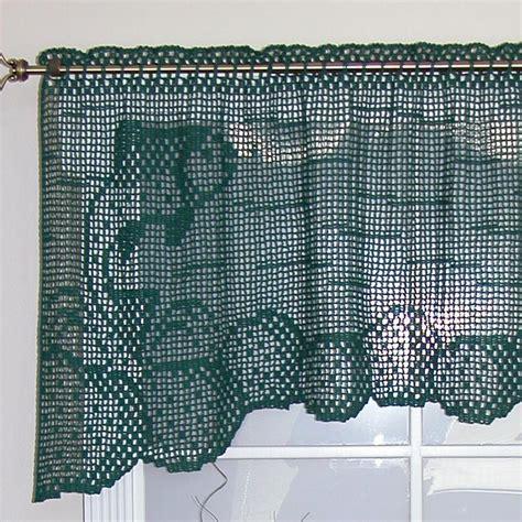 crochet curtains 7 beautiful patterns for crochet curtains