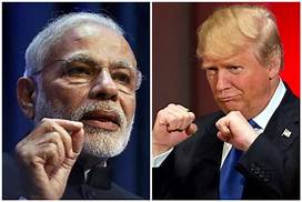 Trump scraps trade privilege for India over 'negative' trade barriers, while India Downplays it…