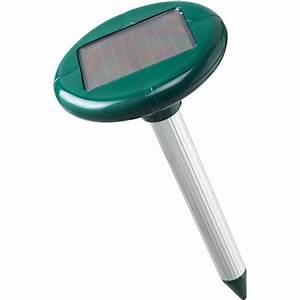 Produit Anti Taupe : anti taupes solaire outiror comparer les prix de anti ~ Premium-room.com Idées de Décoration