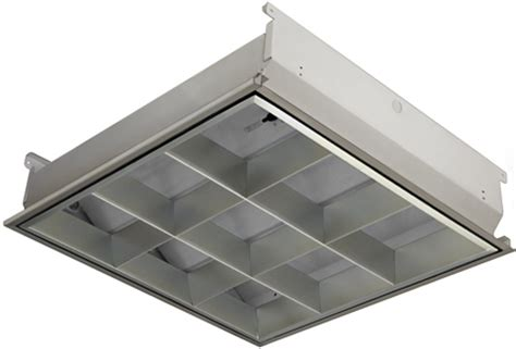 etl listed led light fixture 2 ft x 2ft recessed t bar