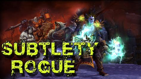 rogue dps subtlety basic guide weakauras rotation incl etc specs gameplay