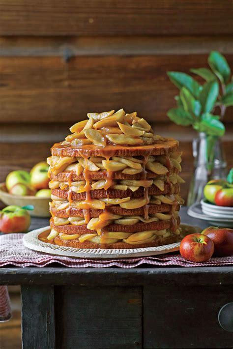 fall cake recipes southern living