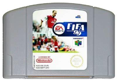 Buy Fifa 99 N64 Australia