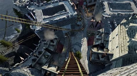 oculus rift coaster roller ue4 games complete list vr experience simulation