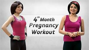 4 Month Pregnancy Workout