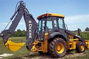 John Deere 310j Backhoe Loader Operation  U0026 Tests Service