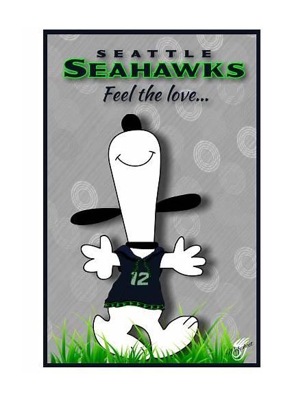 Seahawks Fans Seattle Football Funny 12th