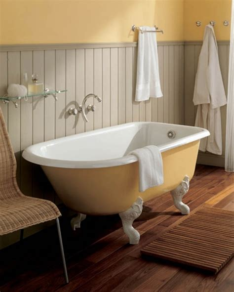 How to choose a clawfoot tub faucet – bathroom design and