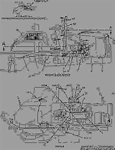 9r7590 Battery  U0026 Wiring Group - Backhoe Loader Caterpillar 416b