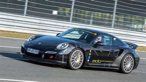 fastest porsche porsche 911 turbo s is the fastest ever porsche in