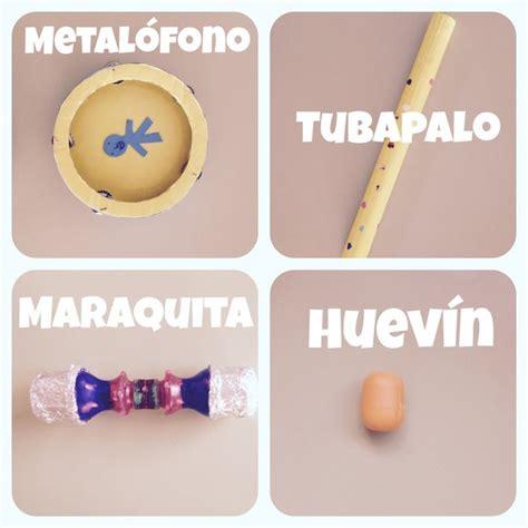 instrumentos musicales caseros ceip jes 250 s nazareno almad 233 n ciudad real