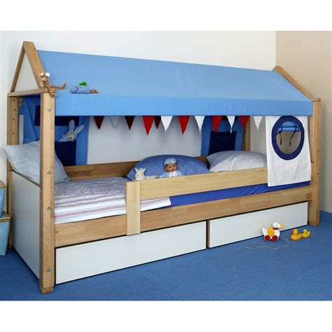 bureau marin lit cabane de breuyn secret de chambre
