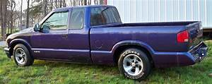 Inevitability 1996 Chevrolet S10 Extended Cabpickup Specs