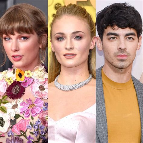 Sophie Turner Reacts To Taylor Swift's Song Seemingly ...