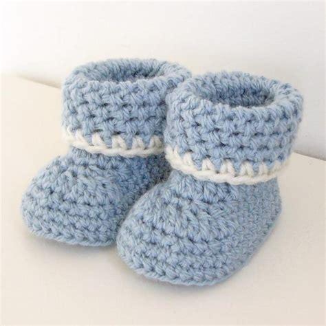 cozy cuffs crochet baby booties pattern craftsy