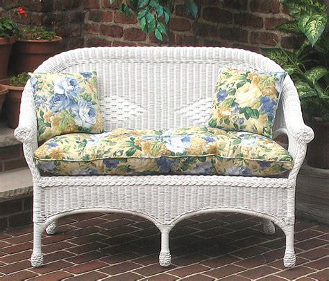 loveseat cushions indoor indoor outdoor replacement loveseat cushion