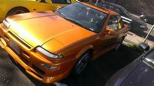 1989 Toyota Corolla Gts Trueno Bodykit Manual 5spd 145k No