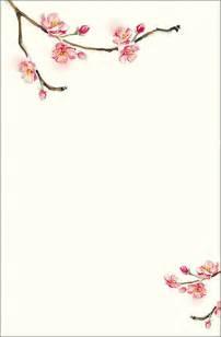 crane wedding invitations cherry blossom invitations template best template collection