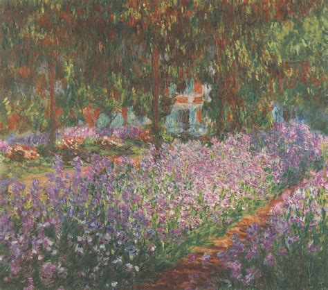 Giverny Monet Garten by Monet Claude Monets Garten Bei Giverny Zeno Org