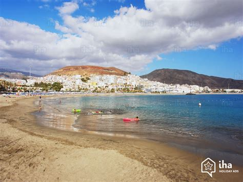 los cristianos rentals for your holidays with iha direct