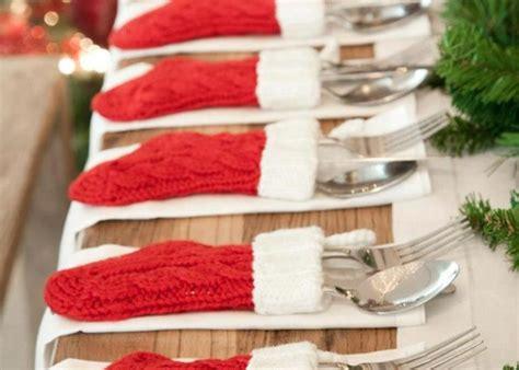 tavola a natale decorazioni decorazioni per la tavola di natale fai da te hl24