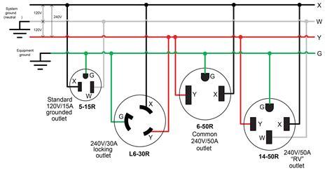 nema   wiring diagram