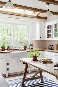 Farmhouse, Kitchen, Decor, Ideas