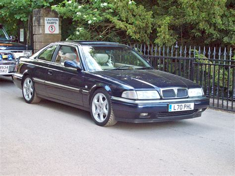 1998 Rover 800 Coupe Pictures Information And Specs