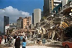Devastation in DF: the 1985 Mexico City earthquake