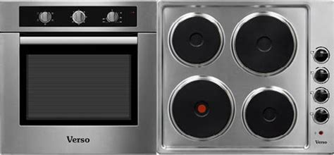 Verso Pack Mm Oven, Function, Stainless Steel And